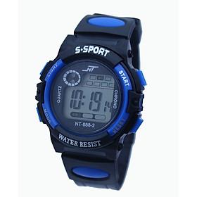 Đồng hồ thể thao điện tử trẻ em dây cao su  NT888
