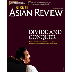 [Download sách] Nikkei Asian Review: Device and Conquer - 43.11
