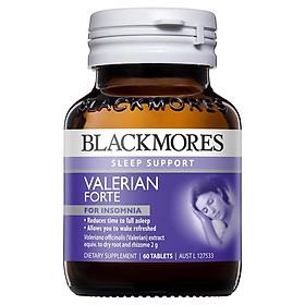 Blackmores Valerian Forte 2000mg 60 Tablets
