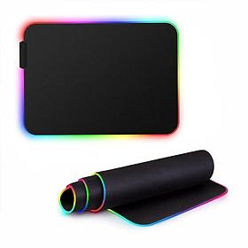 Lót chuột Glowing Cool FSD-15 RGB 300*800 - Hàng Nhập Khẩu