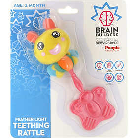Đồ chơi cho bé sơ sinh 2 tháng tuổi | Gặm nướu xúc xắc từ PEOPLE Nhật Bản - BB064