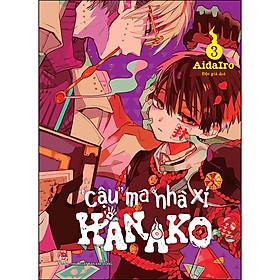 """""""Cậu"""" Ma Nhà Xí Hanako Tập 3"""