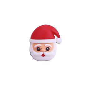Nút Bảo Vệ Đầu Cáp Sạc, Dây Sạc, Tai Nghe Trang Trí Noel Giáng Sinh Siêu Đáng Yêu- Handtown- Hàng Chính Hãng