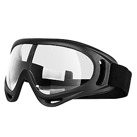 Goggles Safety Protective Glasses Anti-spatter Anti-fog Dust-proof Windproof Fully Enclosed Transparent Riding Glasses