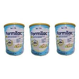 Bộ 3 Lon Sữa công thức Formilac Optipro số 1 (0-6 tháng) - 400g