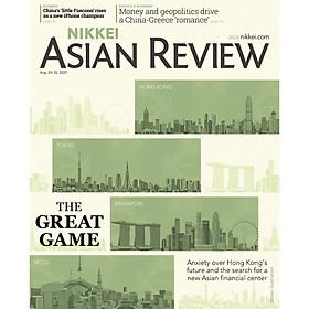[Download Sách] Nikkei Asian Review: The Great Game - 33.20, tạp chí kinh tế nước ngoài, nhập khẩu từ Singapore