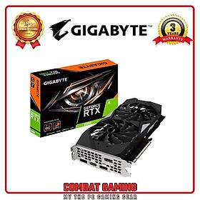 VGA GIGABYTE RTX 2060 6GB WINDFORCE - Hàng Chính Hãng