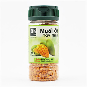 Muối ớt Tây Ninh 60gr Dh Foods