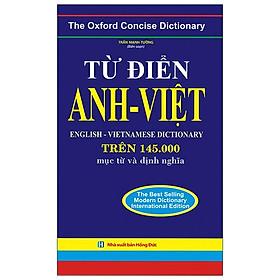 Từ Điển Anh – Việt Trên 145.000 Mục Từ Và Định Nghĩa