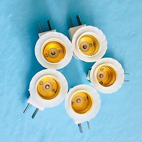 Bộ 5 đuôi bóng đèn có công tắc ĐPT-05