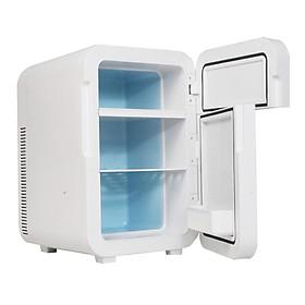 Tủ lạnh mini 2 cánh mở bảng điện tử,  3 tầng dung tích 20 lít - Hàng chính hãng