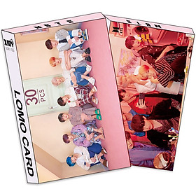 "Bộ lomo card BTS Album ""Map of the Soul: Persona"" mới"