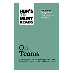 Harvard Business Review's 10 Must Reads On Teams