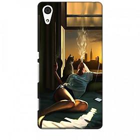 Ốp lưng dành cho điện thoại SONY Z4 Cô Đơn Mình Em