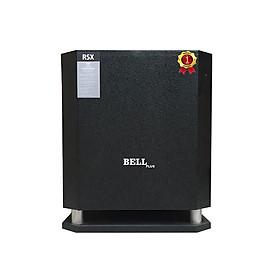 Loa sub điện 3 tấc thùng sơn hỗ trợ cho dàn âm thanh AM - 1200 BellPlus (hàng chính hãng)