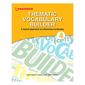 Thematic Vocabulary Builder 4