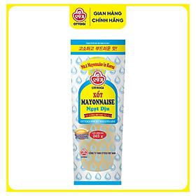 Xốt mayonnaise Ottogi ngọt dịu 245g