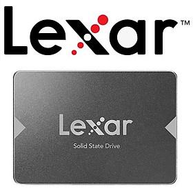 Ổ Cứng SSD Lexar NS100 2.5 inch SATA III - Hàng Nhập Khẩu