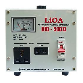 Ổn áp 1 pha LiOA DRI-500 II