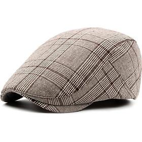 Mũ beret nam đẹp phong cách trẻ trung BR003