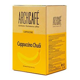 Cà phê Cappuccino Chuối - Cafe hoà tan Archcafé