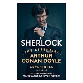 Sherlock Holmes: The Essential Arthur Conan Doyle Adventures Vol 1 - Cuộc phiêu lưu của Arthur Conan Doyle Phần 1
