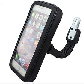 Kẹp điện thoại gắn trên xe máy chống nước