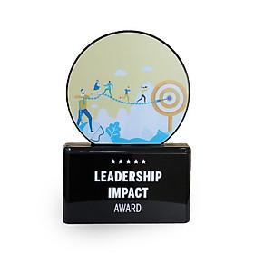 Biểu trưng LeaderShip Impact - 6330
