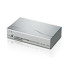 Bộ chia VGA 1 ra 8 350Mhz - Aten VS98A - Hàng chính hãng