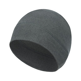 Winter Outdoor Hat Fleece Beanie Warm Cap Windproof Thermal Cap Watch Cap for Hiking Riding Climbing