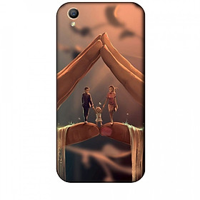 Hình đại diện sản phẩm Ốp lưng dành cho điện thoại OPPO NEO 9 Hạnh Phúc Bên Em