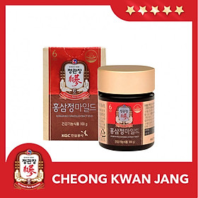 Tinh Chất Hồng Sâm Dịu Nhẹ KGC Cheong Kwan Jang Extract Mild (100g) - Cao Hồng Sâm 6 Năm Tuổi
