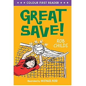 Great Save! (Colour First Readers)