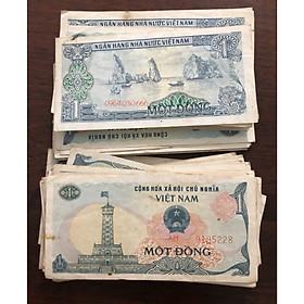 Tờ 1 đồng Việt Nam bao cấp 1985, sản phẩm tiền cổ sưu tầm