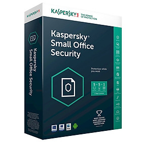 Kaspersky Small Office Security (1server + 5PC) - KSOS 5