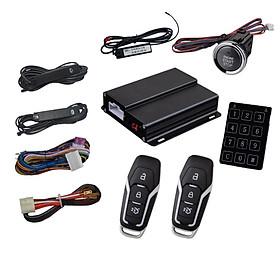 Bộ chìa khóa thông minh START-STOP điều khiển từ xa dành cho xe Ford