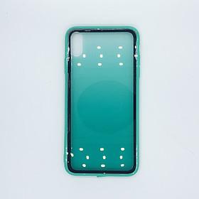 Ốp lưng loang màu dành cho điện thoại iPhone XS MAX (Sản phẩm có 6 màu) - Hàng nhập khẩu