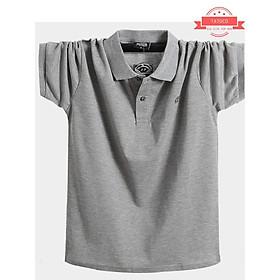 áo thun có cổ size lớn - áo thun polo big size 80-150kg ( hình chất - hàng thật)
