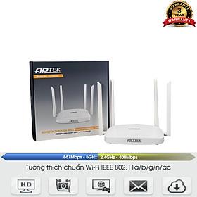 Wireless Router APTEK A134GHU - Hàng Chính Hãng