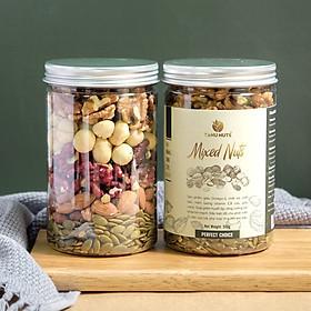 Mixed Nuts 5 hạt TANU NUTS