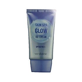 Kem Nền Trang Điểm, Chống Nắng _Verobene Skin Spa Glow BB Cream SPF36/PA++ 40ml