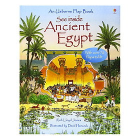 Usborne See Inside Ancient Egypt