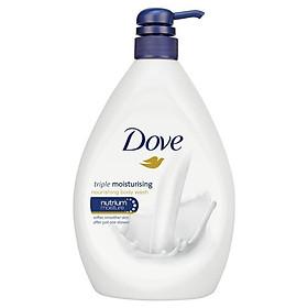 Dove Dove Body Wash Triple Moist 1L