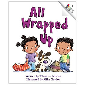 All Wrapped Up (Rookie Readers: Level C)