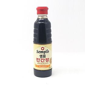 Nước Tương Đậm Đặc Geum F3 Sempio Hàn Quốc Chai 500 ml