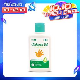 Dung dịch sát khuẩn tay nhanh dạng Gel - Clinhands Gel 70ml