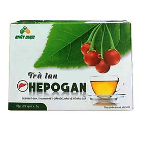 Thực phẩm bổ sung dinh dưỡng HEPOGAN dành cho người lớn