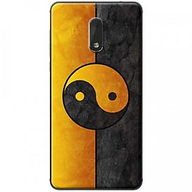 Hình đại diện sản phẩm Ốp lưng dành cho Nokia 6 mẫu Bát quái