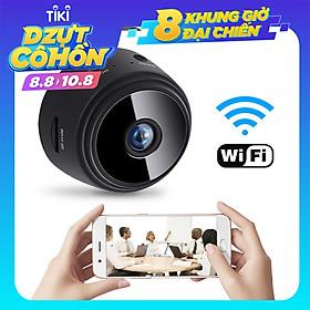 A9 Mini Camera Remote Monitor Home Security 1080p Ip Camera Ir Night Wireless Wifi Mini  Camcorder