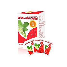Thực phẩm bảo vệ sức khỏe Vương Não Khang